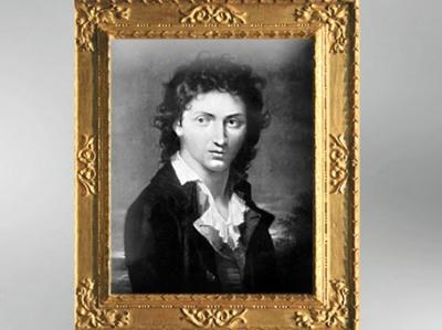 D'après le poète anglais George Gordon Byron, peint peut-être en 1805 par Vigée Le Brun. (Marsailly/Blogostelle