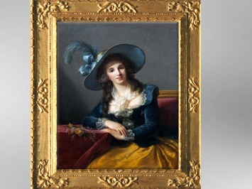 D'après la Comtesse de Ségur, 1785, Élisabeth Louise Vigée Le Brun. (Marsailly/Blogostelle)