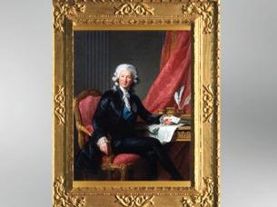 D'après Charles Alexandre de Calonne,1784, Élisabeth Louise Vigée Le Brun. (Marsailly/Blogostelle)