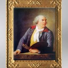 D'après un portrait du peintre Hubert Robert, ami de l'artiste, 1788, Élisabeth Louise Vigée Le Brun. (Marsailly/Blogostelle)