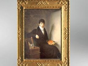 D'après un autoportrait d'Auguste-Louis-Jean-Baptiste Rivière (1761-1833), ami de Vigée Le Brun. (Marsailly/Blogostelle)