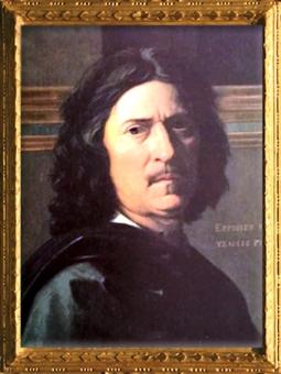 D'après Nicolas Poussin,  Vie d'artiste, sommaire. (Marsailly/Blogostelle)