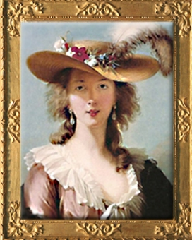 D'après Élisabeth Louise Vigée Le Brun, sommaire Vie d'artiste. (Marsailly/Blogostelle)