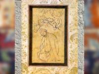 D'après le portrait d'un Derviche, vers 1650 apjc, Mohammad Youssouf, Art Musulman. (Marsailly/Blogostelle)