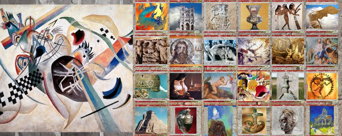 Blogostelle, Histoire de l'Art et du Sacré. (Marsailly/Blogostelle)