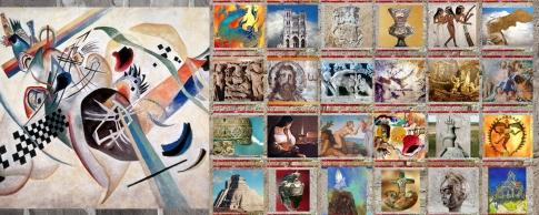Blogostelle, Histoire de l'Art et du Sacré, Bienvenue... (Marsailly/Blogostelle)