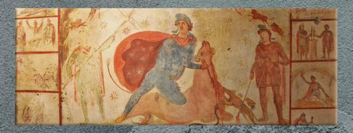 Le Sacré, les Mystères de Mithra, dieu Salvateur(1)