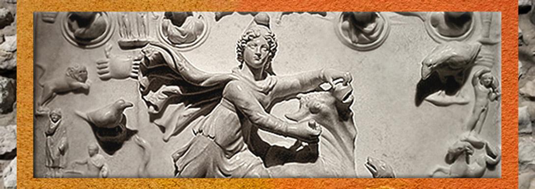 D'après le culte de Mithra, ouverture, le Sacré. (Marsailly/Blogostelle)