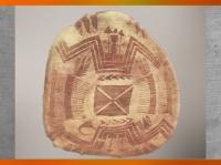 D'après une coupe peinte, vers 4000 ans avjc, Suse, Iran. (Marsailly/Blogostelle.)