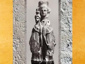 D'après la déesse Hécate, Ier siècle apjc, Bibliothèque Nationale, cabinet des Médailles, Paris, Gaule Romaine. (Marsailly/Blogostelle)