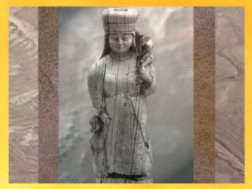 D'après Cybèle, VII-VIe siècle avjc, Asie Mineure, Turquie. (Marsailly/Blogostelle)