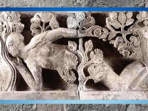 Histoire de l'Art, le Moyen Age, Eve, Introduction. (Marsailly/Blogostelle)