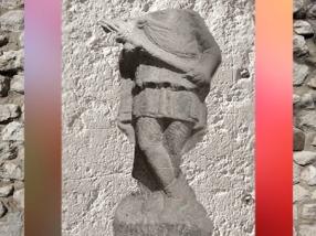 D'après Cautès, mithraeum, mur d'Hadrien, Angleterre, époque romaine. (Marsailly/Blogostelle)