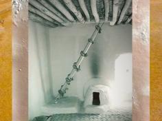 D'après une maison, Çatal Hüyük , Anatolie, Turquie, Levant néolithique. (Marsailly/Blogostelle)