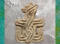 D'après une figurine, sceau, Çatalhöyük, vers 7000-6000 avjc, Anatolie, Levant. (Marsailly/Blogostelle)