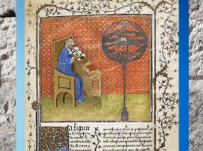 D'après le manuscrit Du ciel et du Monde, Aristote, miniatures de Nicolaus Oresmius, vers 1410 apjc. (Marsailly/Blogostelle)