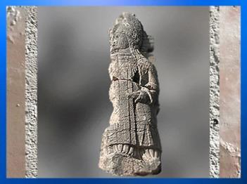 D'après Mithras-Hélios, statue monumentale, Mont Nemrut, Turquie, époque Romaine. (Marsailly/Blogostelle)