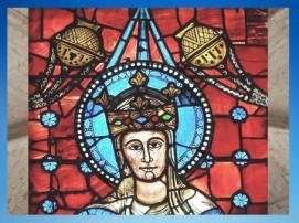 D'après La Belle Verrière, cathédrale de Chartres, XIIe - XIIIe siècle apjc, art Gothique, France. (Marsailly/Blogostelle)