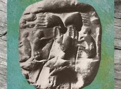 D'après une empreinte de sceau, travail des celleriers, terre crue, période d'Uruk, vers 3300 avjc. (Marsailly/Blogostelle)