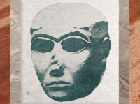 D'après une tête en marbre, époque de Djemdet-Nars, vers 3000 avjc, Uruk, Irak actuel, Mésopotamie. (Marsailly/Blogostelle)