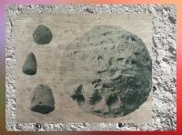 D'après une bulle-enveloppe et ses calculi, période d'Uruk, vers 3400 avjc, terre un peu cuite, Suse. (Marsailly/Blogostelle)