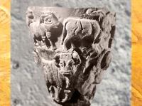 D'après un vase en pierre sculptée, capridé et bovidé, IVe millénaire avjc Mésopotamie. (Marsailly/Blogostelle)