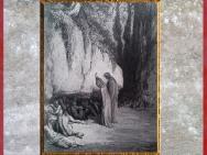D'après le Purgatoire, les paresseux, de Gustave Doré, 1861, La Divine Comédie, XIXe siècle. (Marsailly/Blogostelle)