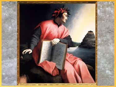 D'après Dante et le Purgatoire, d'Agnolo Bronzino, 1530, livre Chant XXV du Paradis, La Divine Comédie, XVIe siècle, Renaissance. (Marsailly/Blogostelle)