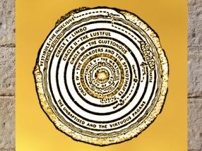 D'après les Cercles de l'Enfer (Inferno), dessin, Divine Comédie de Dante. (Marsailly/Blogostelle)