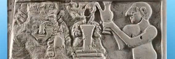 Les sculpteurs sumériens expriment la ferveur desorants