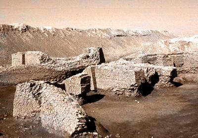D'après les vestiges de Girsu,IIIe millénaire avjc,actuelle Tello en Irak, Mésopotamie. (Marsailly/Blogostelle)