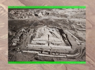 D'après les vestiges de l'antique Dur-Untash, Tchoga Zanbil ou Chogha Zanbil, XIVe siècle avjc, Suse, actuel Iran, Orient ancien. (Marsailly/Blogostelle)