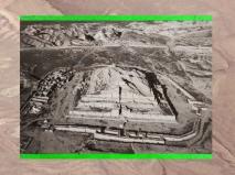 D'après les vestiges de Dur-Untash, XIVe siècle avjc, actuel Tchoga Zanbil ou Chogha Zanbil, Suse. (Marsailly/Blogostelle)