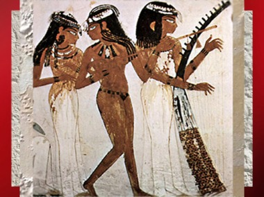 Portfolio, Histoire de l'Art, Egypte Ancienne. (Marsailly/Blogostelle)