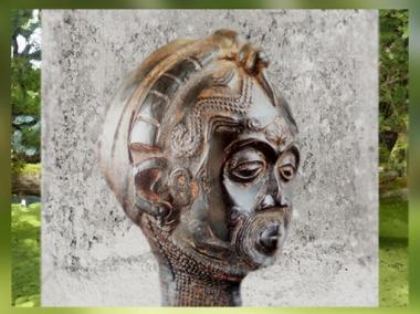 Portfolio, Histoire de l'Art, Art Africain traditionnel. (Marsailly/Blogostelle)