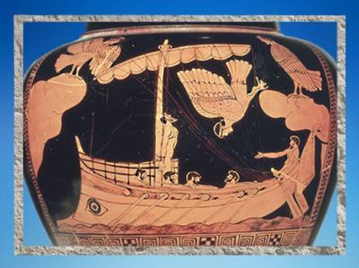Portfolio, Histoire de l'Art, La Grèce Antique. (Marsailly/Blogostelle)