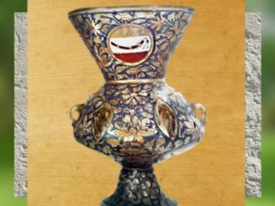 Portfolio, Histoire de l'Art, Art Musulman Ancien, art arabe et persan. (Marsailly/Blogostelle)