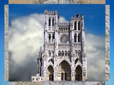 Portfolio, Histoire de l'Art, Le Moyen Age, art Roman et Gothique. (Marsailly/Blogostelle)
