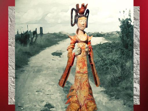 Portfolio, Histoire de l'Art, La Chine Ancienne. (Marsailly/Blogostelle)
