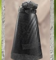 D'après la statue du roi d'Akkad Manishtusu, diorite, vers 2270 -2254 avjc, Agadé, butin de de Suse.
