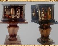 D'après La Boîte à Perspective de Samuel van Hoogstraten,1655-1660. (Marsailly/Blogostelle)