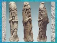 D'après les Sept Sages dits Apkallu en akkadien, Agbal en sumérien, vers 800 avjc-600 avjc, Ninive, Assyrie. (Marsailly/Blogostelle)