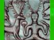 D'après l'art celte, sommaire chaudron Gundestrup. (Marsailly Blogostelle)