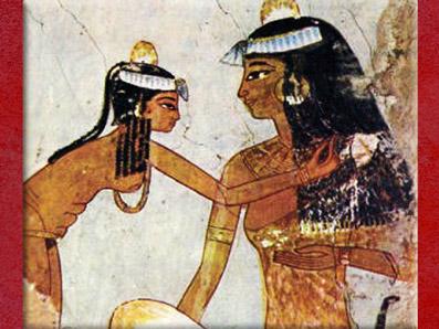 D'après le Nouvel Empire, sommaire Egypte ancienne (Marsailly/Blogostelle)