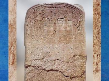 D'après la stèle du songe de Thoutmosis IV (vers 1401 -1391 avjc), XVIIIe dynastie, Nouvel Empire, Égypte ancienne. (Marsailly/Blogostelle)