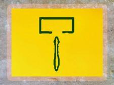 D'après le hiéroglyphe Per-aa, pour pharaon. (marsailly/blogostelle)