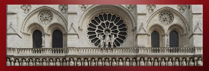 Esmeralda danse sur le parvis de Notre-Dame…