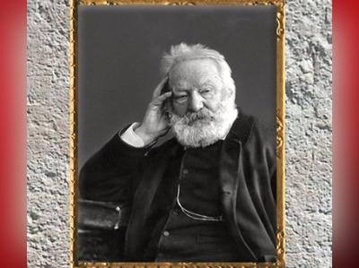 D'après un portrait de Victor Hugo par le photographe Nadar, 1884 apjc. (Marsailly/Blogostelle)