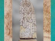 D'après le poignard de Guebel el-Arak, ivoire sculpté, vers 3300-3200 avjc, Guebel el-Arak, période prédynastique de Nagada, Égypte Ancienne. (Marsailly/Blogostelle)