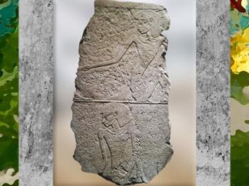 D'après le bas-relief dit des Maigres, règne d'Ounas, fin de la Ve dynastie, 2750-2625 avjc, Saqqara, Ancien Empire, Égypte Ancienne. (Marsailly/Blogostelle)